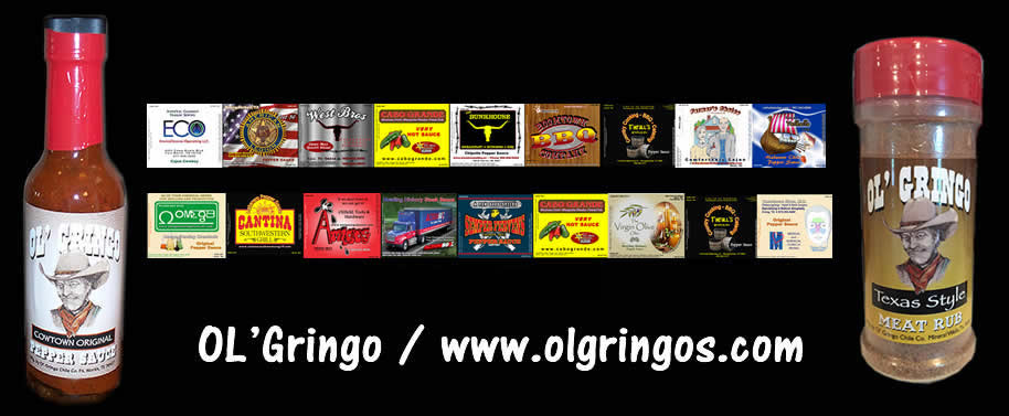 Business Advertising | Private Label | Family Reunion | Wedding Gifts | Party Favor | olgringos.com